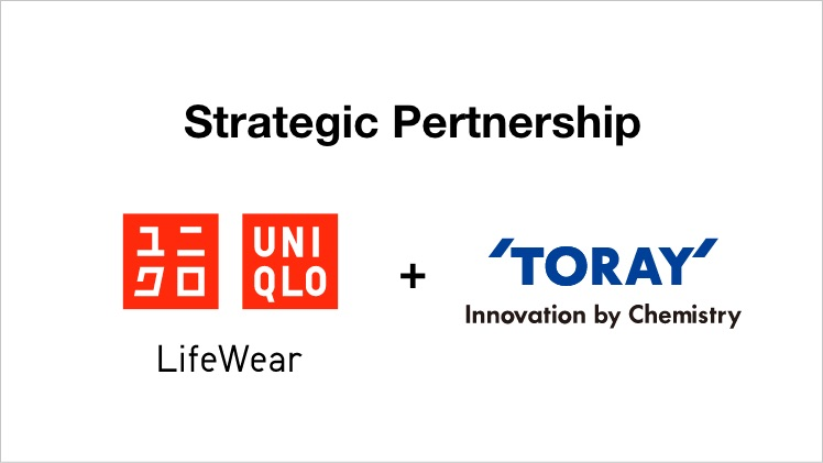 UNIQLO + TORAY